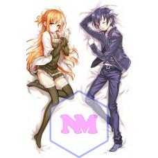 Asuna и Kirito 1